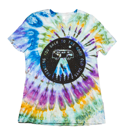 Women's Bringing You Back Tie-Dye - Small