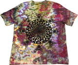 The Hive Woodcut Tie-Dye - XL