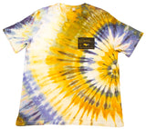 Merlin Woodcut Tie-Dye - XL
