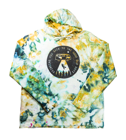 Bringing You Back Woodcut Hoodie - XL