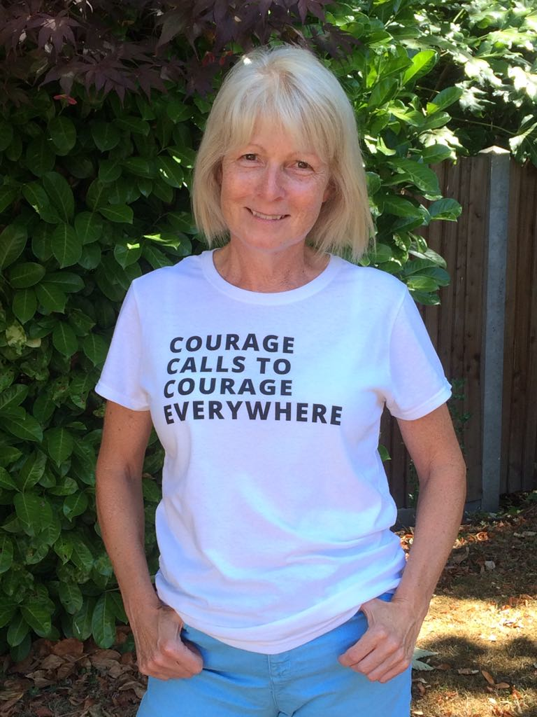 courage calls to courage everywhere she shirt courage calls to courage everywhere tshirt