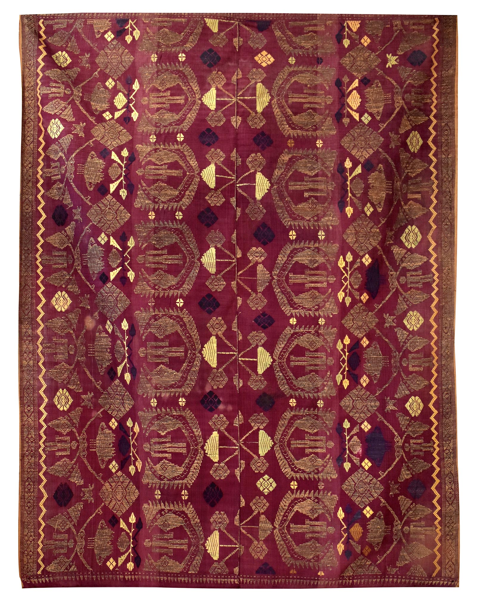 Indonesian Songket