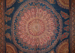 Kerman Embroidered Shawl