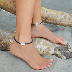 ☆Seabreeze Shell Anklet☆