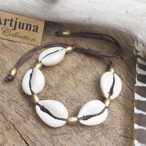 Beachday Shell Bracelet
