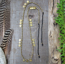 Load image into Gallery viewer, ☆Bohemian Sash Belt☆ Brass☆