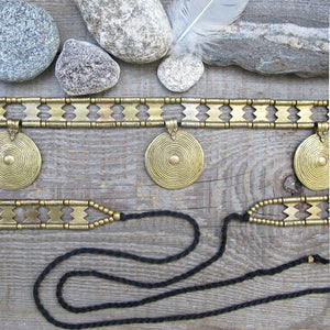☆Coin Belt☆ Brass☆