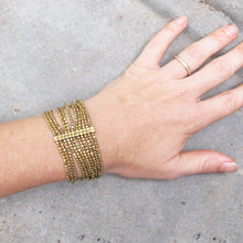 Load image into Gallery viewer, ☆Starlight Bracelet☆ Brass☆