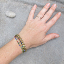 Load image into Gallery viewer, ☆Beaded Bracelet☆ Multicoloured☆