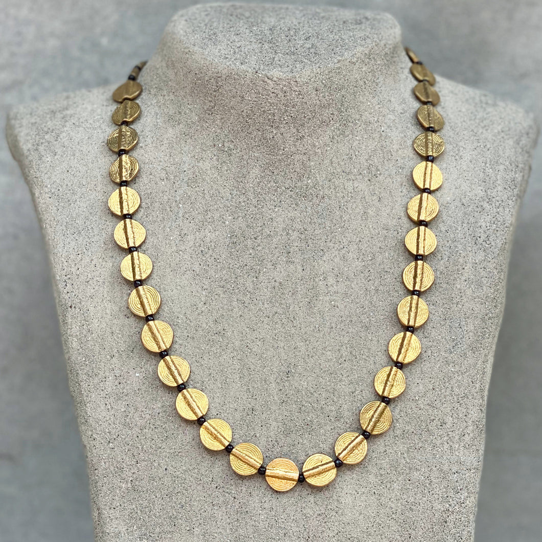 Coin Necklace ☆Brass☆