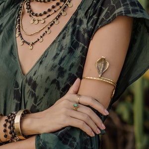 Arm Bracelet King Cobra ☆Brass☆