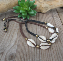 Load image into Gallery viewer, ☆Dunes Shell Anklet☆