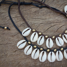 Load image into Gallery viewer, ☆Dunes Shell Choker Necklace☆