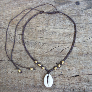 ☆Seabreeze Shell Choker Necklace☆