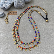 Load image into Gallery viewer, Sai Layered Necklace ☆Multi☆