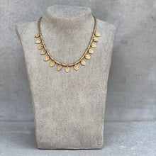 Load image into Gallery viewer, Drop Collar Necklace ☆Brass☆