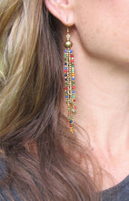 Load image into Gallery viewer, ☆Tassel Earrings☆ ☆Multicoloured☆