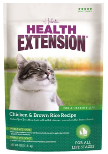 Health Extension Kitten and Adult Cat Dry Cat Food