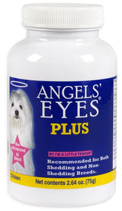 Angels' Eyes Plus Chicken Flavor Tear Stain Supplement For Dogs