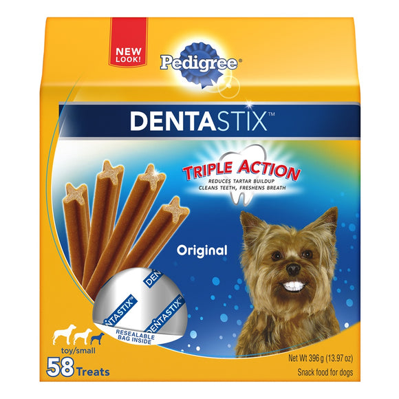 PEDIGREE DENTASTIX Original Toy/Small Treats for Dogs
