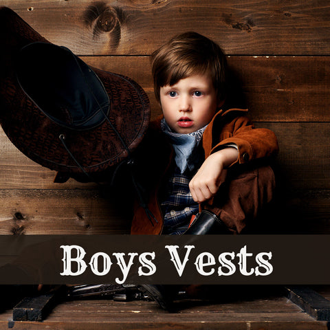 Boys Jackets / Vests