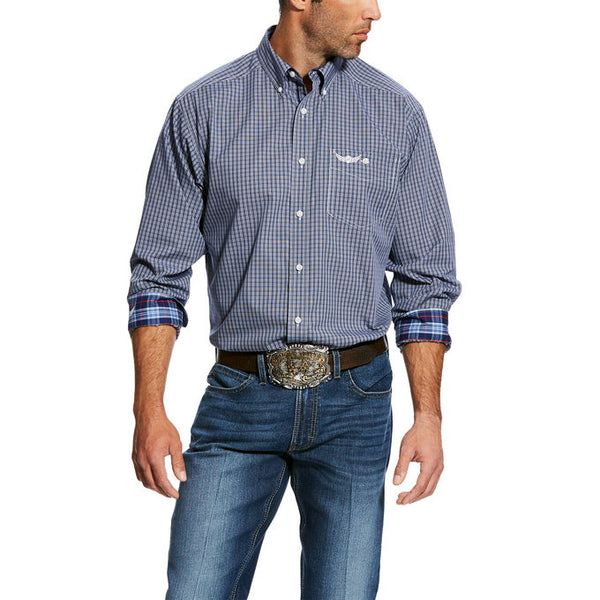 Ariat Men's Relentless Honorable Plaid Shirt