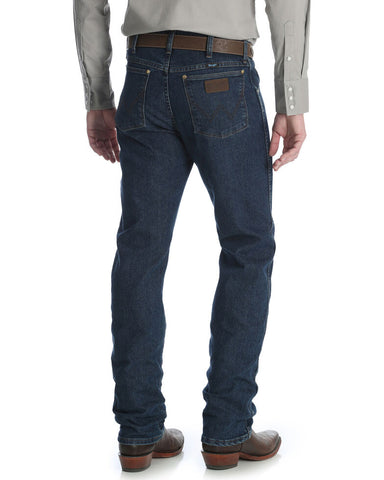 Wrangler Men's Premium Performance Cowboy Cut Advanced Comfort Wicking Regular Fit Jean