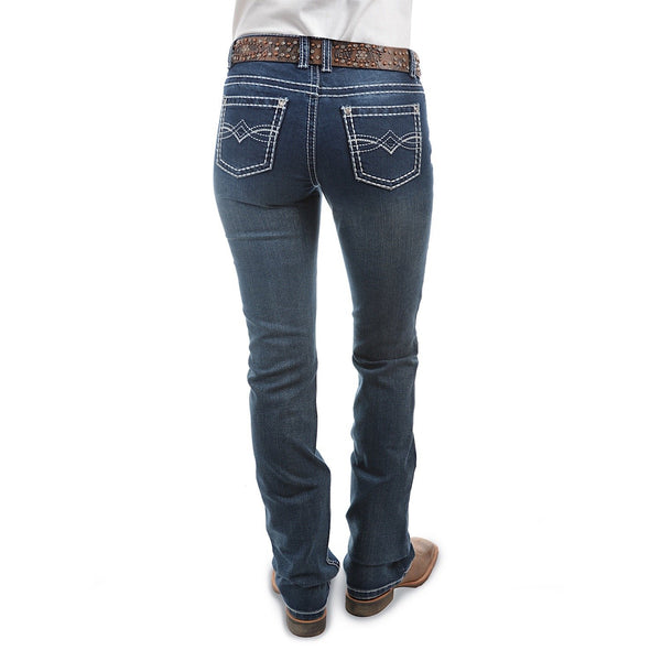 Pure Western Women's Dakota Relaxed Rider Jean