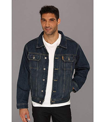 Cinch Men's Indigo Rolling Stone Denim Jacket