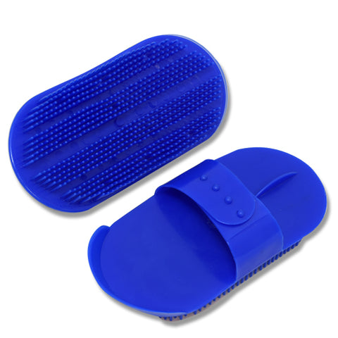 Plastic Massage Curry Comb Junior