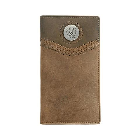 Ariat Rodeo Wallet - Two Toned Accents