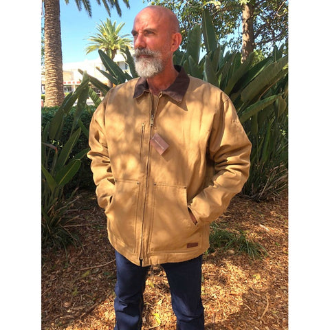 Just Country Diamontia Men's Khaki Jacket