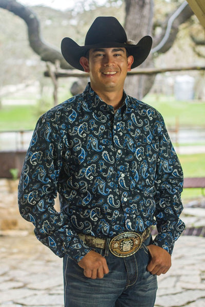 Cinch men's western shirt