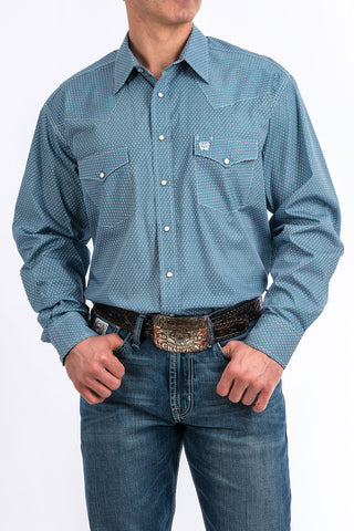 Cinch Men's Diamond Snap Shirt