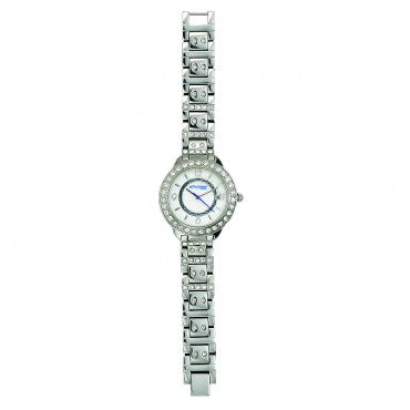 Montana Silversmiths Womens Starlight and Silver Bracelet Watch