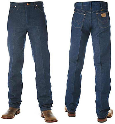 Wrangler Mens Cowboy Cut Original Fit Rigid Jeans (13MWZ)