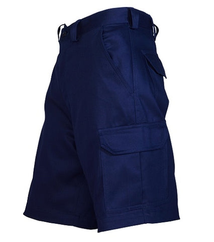 Rite Mate Navy Cargo Shorts