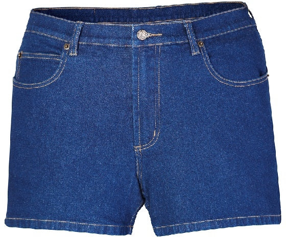 Rite Mate Bisley Trucker Short (Denim)