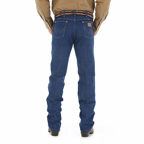 Wrangler Men's Original Fit Jeans Pre-Washed