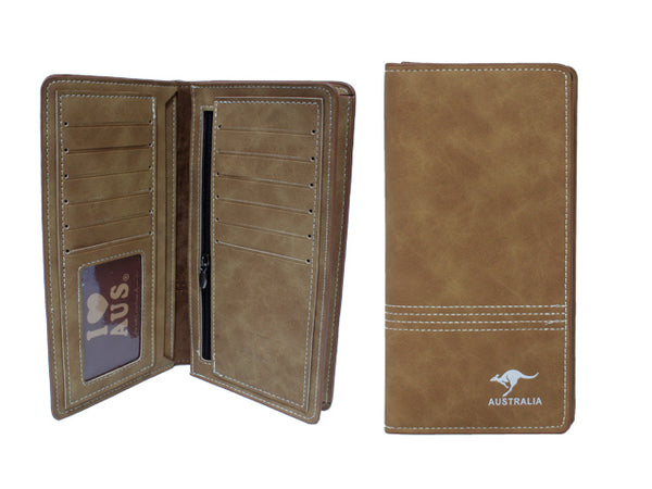 Australia Women's Phone Wallet Tan