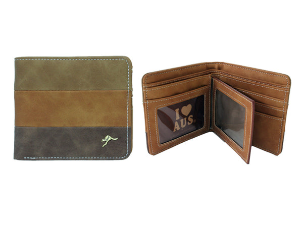 mens striped wallet australia