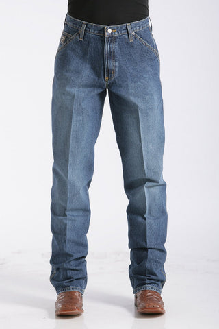 Cinch Blue Label Carpenter Medium Stonewash Jeans