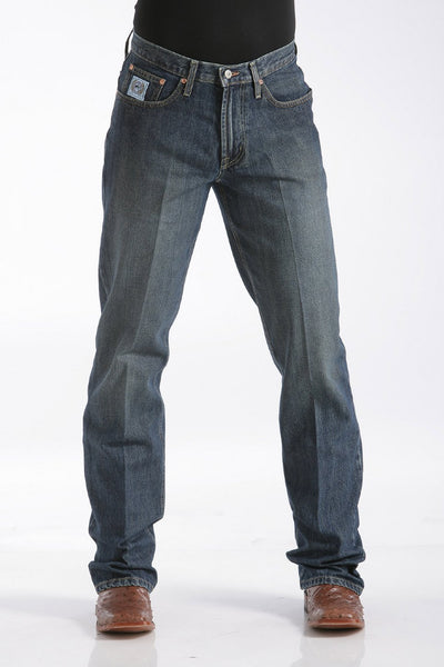 Cinch White Label / Relaxed Fit - Dark Stonewash