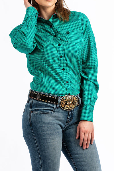 Cinch Women's Shelley L/S Shirt
