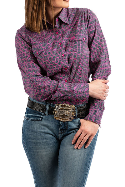 Cinch Women's Trudy Blouse