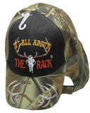 It's all about the Rack Hunting Cap