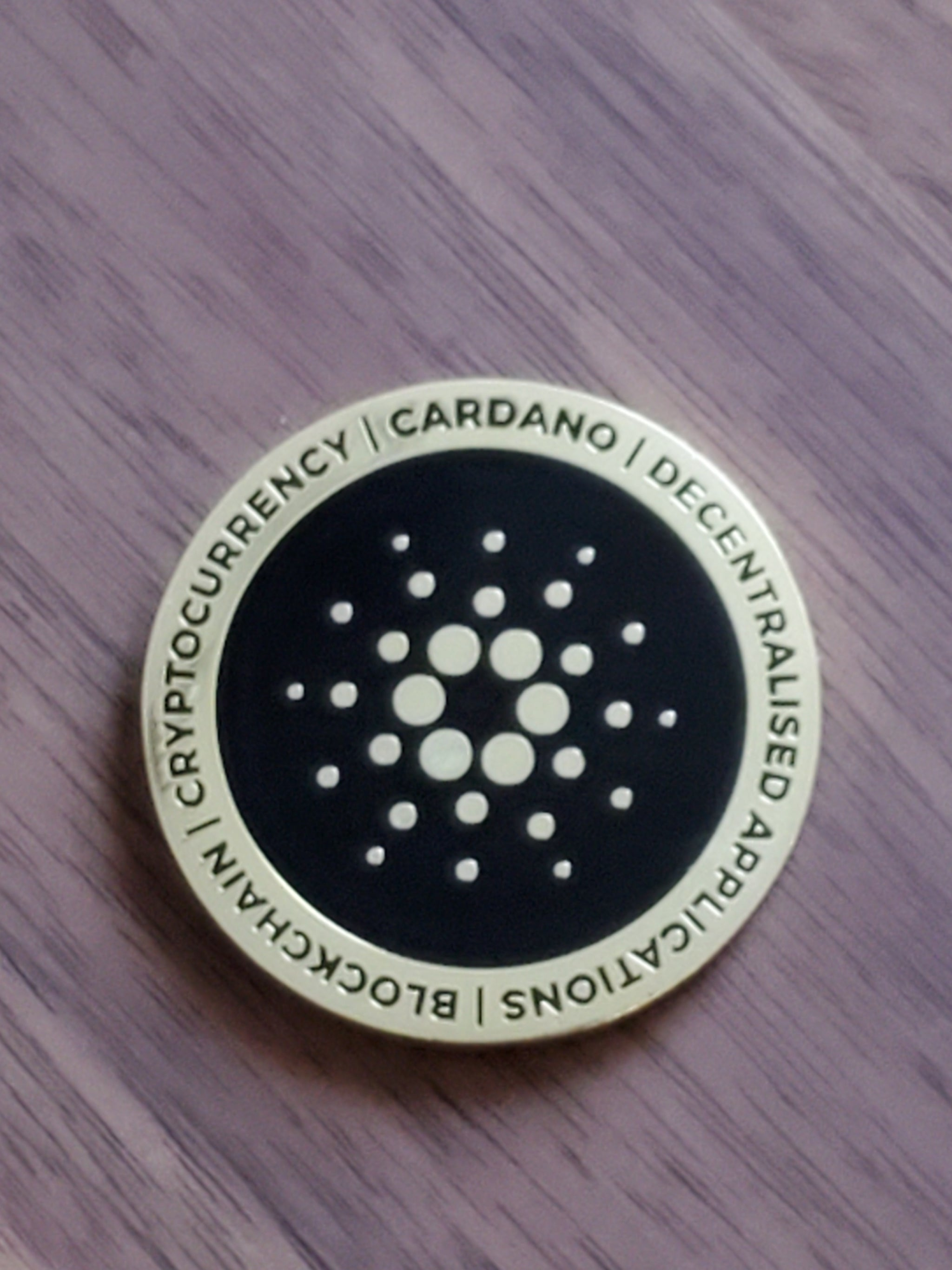 Limited Edition Cardano Coin