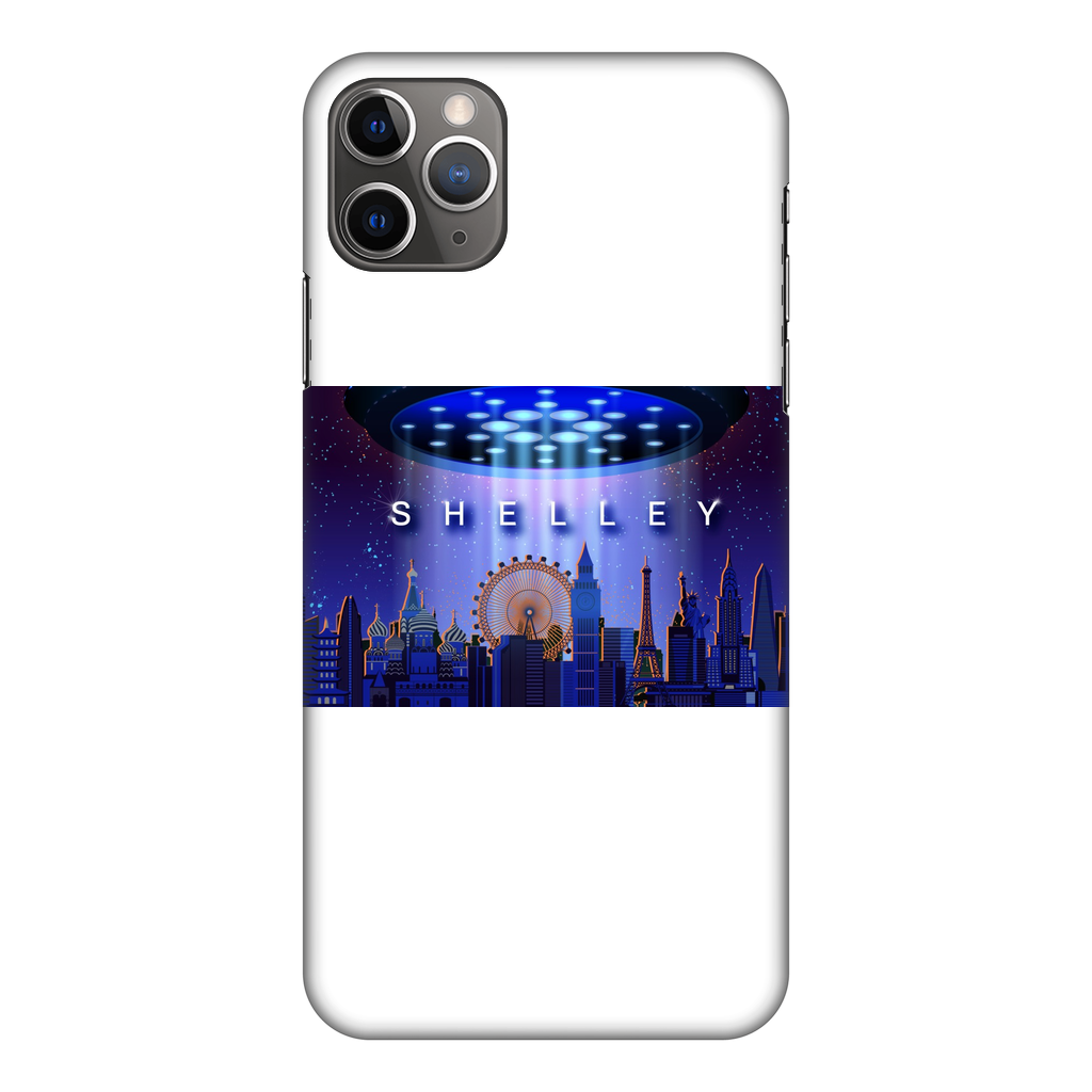 Shelley Fully Printed Matte Phone Case