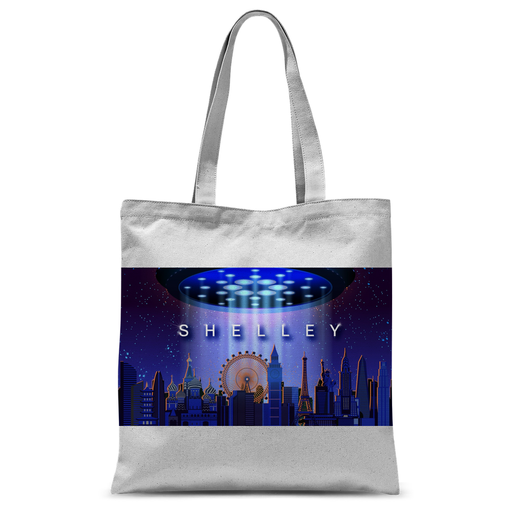 Shelley Classic Sublimation Tote Bag