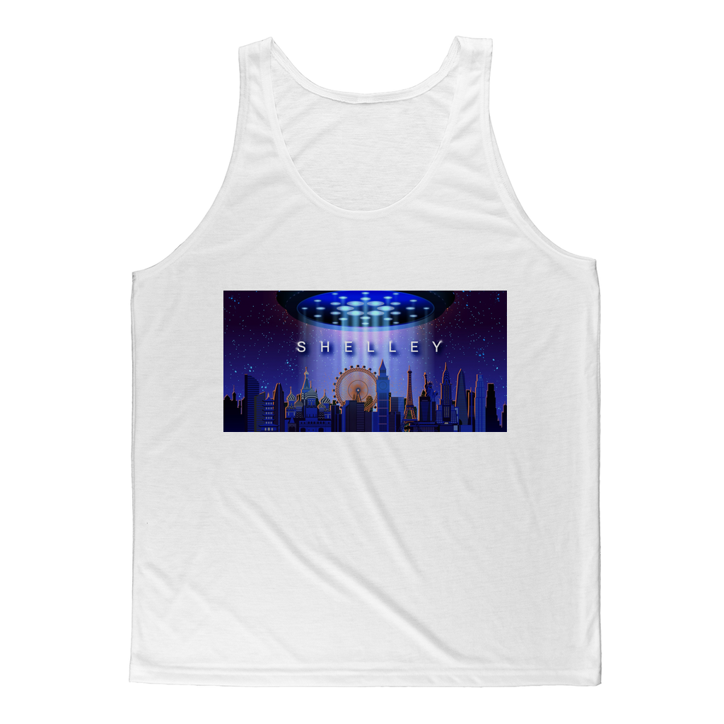 Shelley Classic Sublimation Adult Tank Top